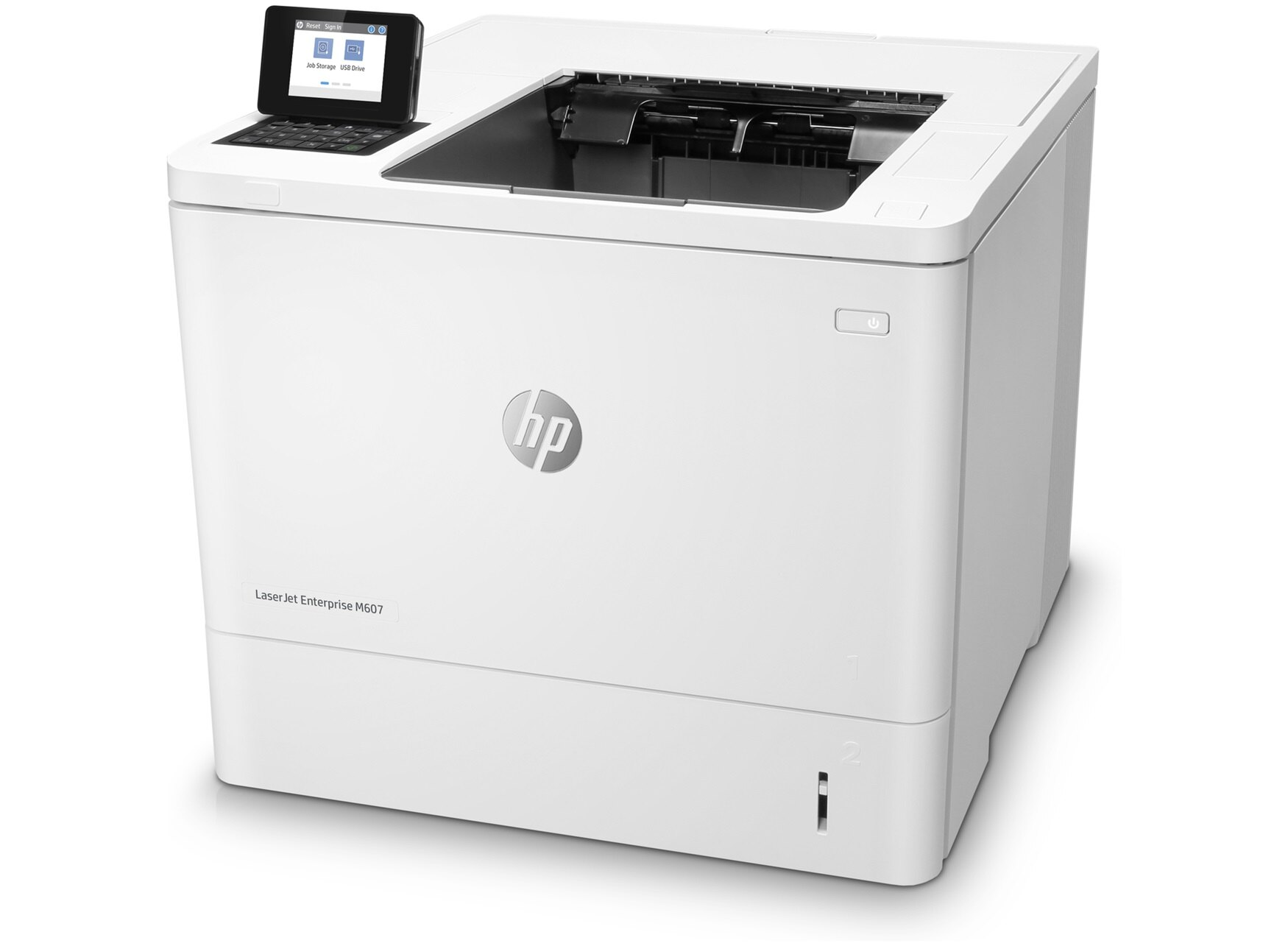 HP LaserJet Enterprise M607dn Printer 單功能雷射印表機