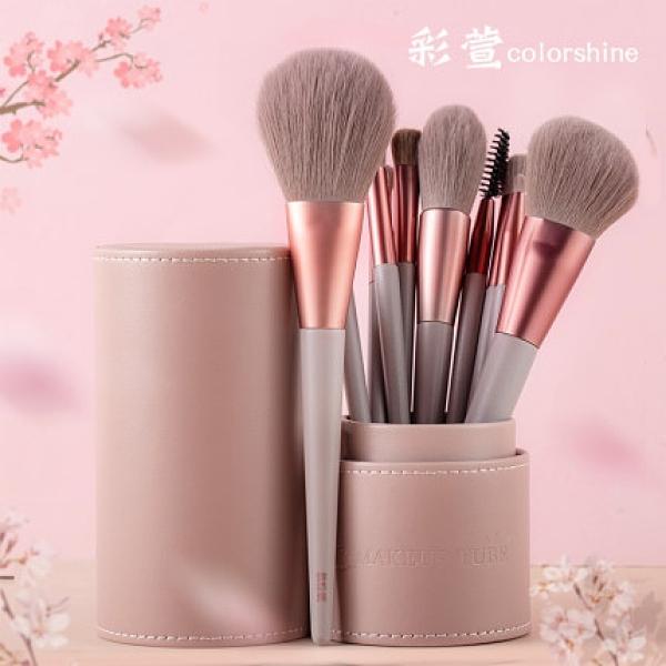 化妝刷 超柔軟平價全套刷子腮紅眼影修容高光粉底美妝工具【快速出貨】
