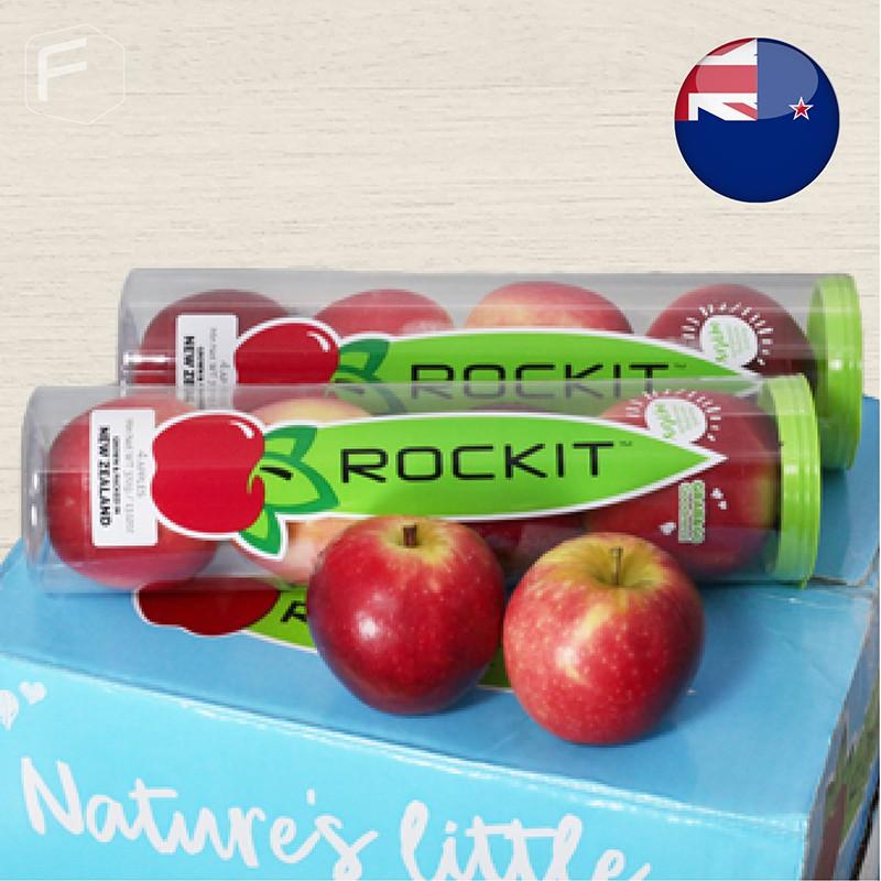 【新鮮屋】紐西蘭Rockit蘋果原裝箱(15管)