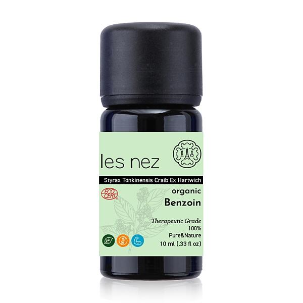 Les nez 有機安息⾹原精 55% 10ML 【巴黎好購】LES0501090