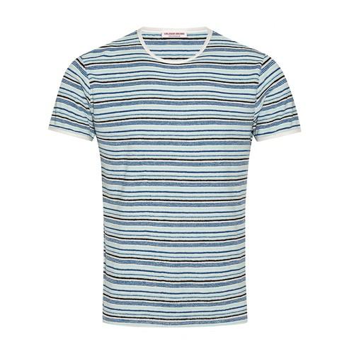 Sammy Montauk Stripe Stripe Classic Fit T-Shirt