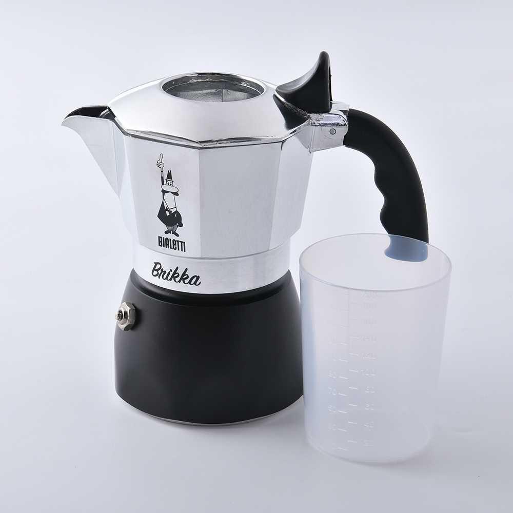 Bialetti Brikka 新款加壓摩卡壺 咖啡壺 2人份 升級款