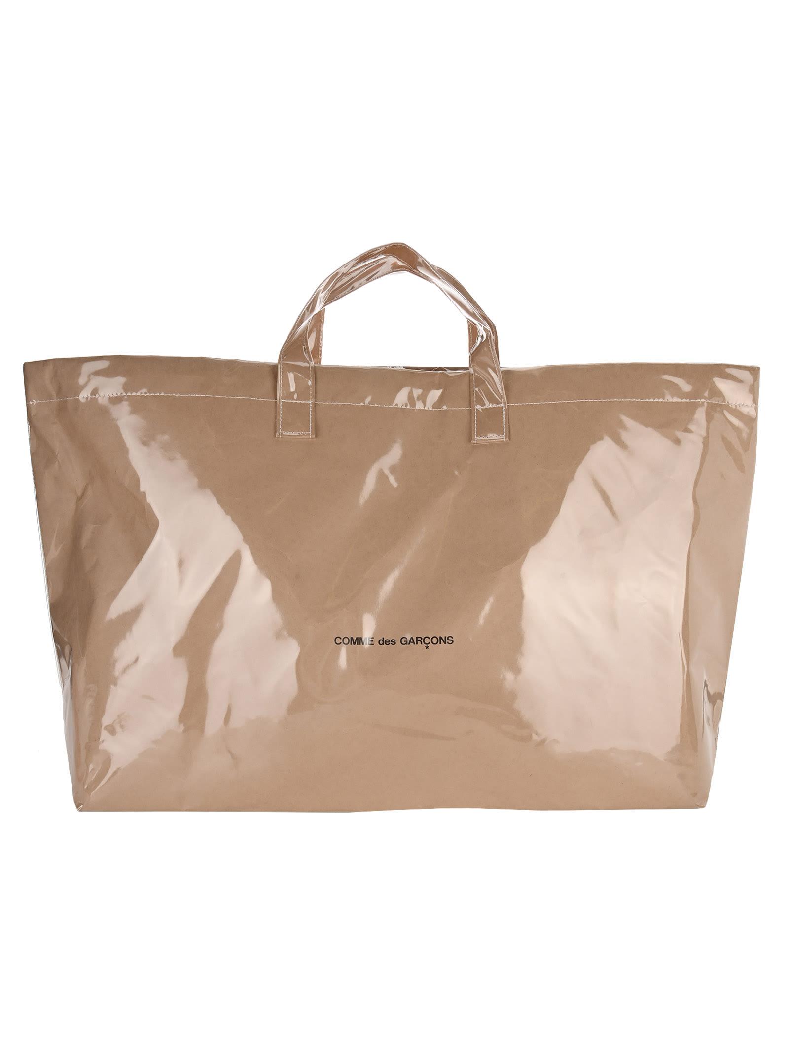Comme Des Garcons Paper Style Tote Bag