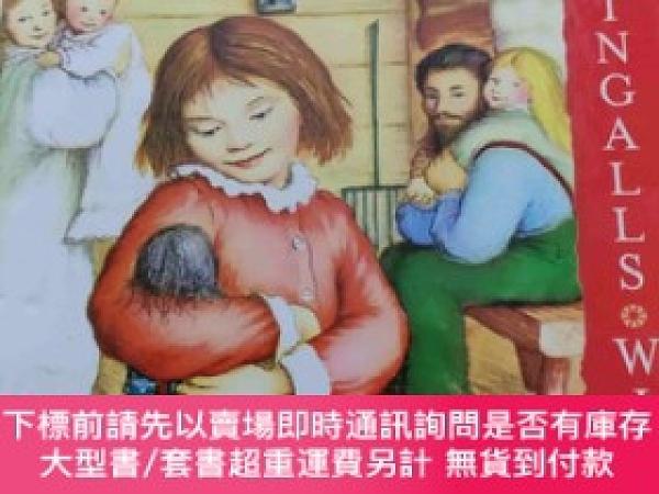 二手書博民逛書店The罕見Little House Collection Box Set (Books 1-5)小木屋合集(1-5