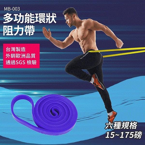 【南紡購物中心】【NORDITION】35-85磅多功能環狀阻力帶 ◆ 台灣製  拉力帶