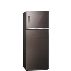 國際牌485公升雙門變頻冰箱曜石棕NR-B481TG-T
