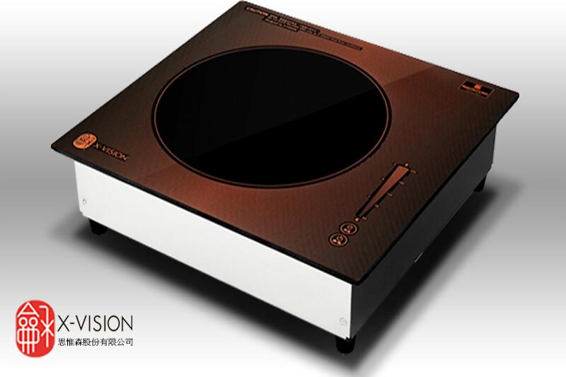 x-vision思惟森商用電磁爐scr-18t,營業火鍋開店百貨美食飯店嵌入式變頻式,保固一年