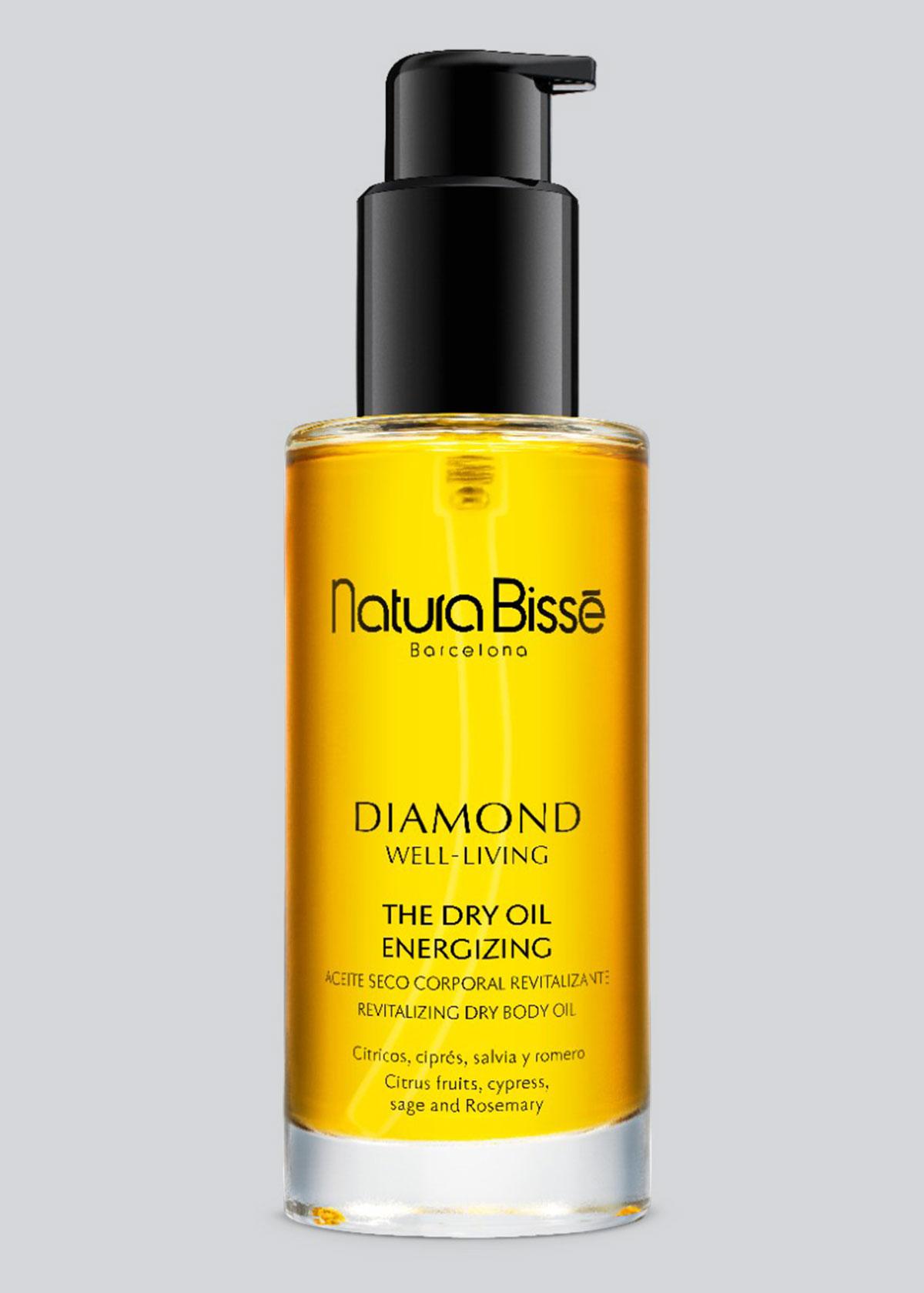 3.5 oz. Diamond Well Living Dry Oil