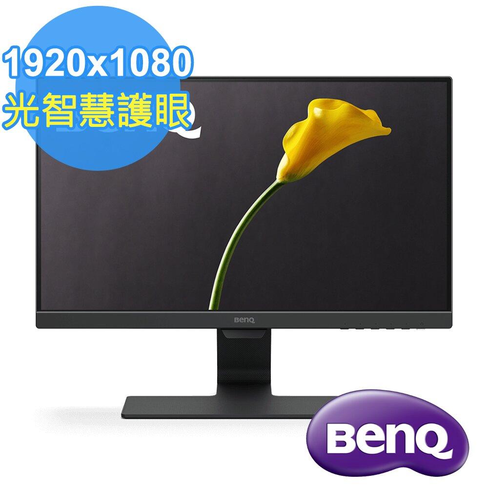 BenQ 明基 GW2283 22型 IPS 不閃屏光智慧護眼螢幕