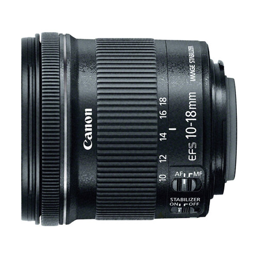Canon EF-S 10-18mm F4.5-5.6mm IS STM 廣角變焦鏡頭 (平行輸入)