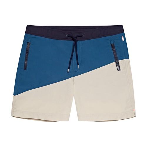 Standard Panelled swim shorts
