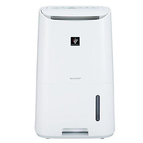 【SHARP 夏普】6L自動除菌離子清淨除濕機 1級能效 (DW-H6HT-W)|夏普 SHARP 除濕機