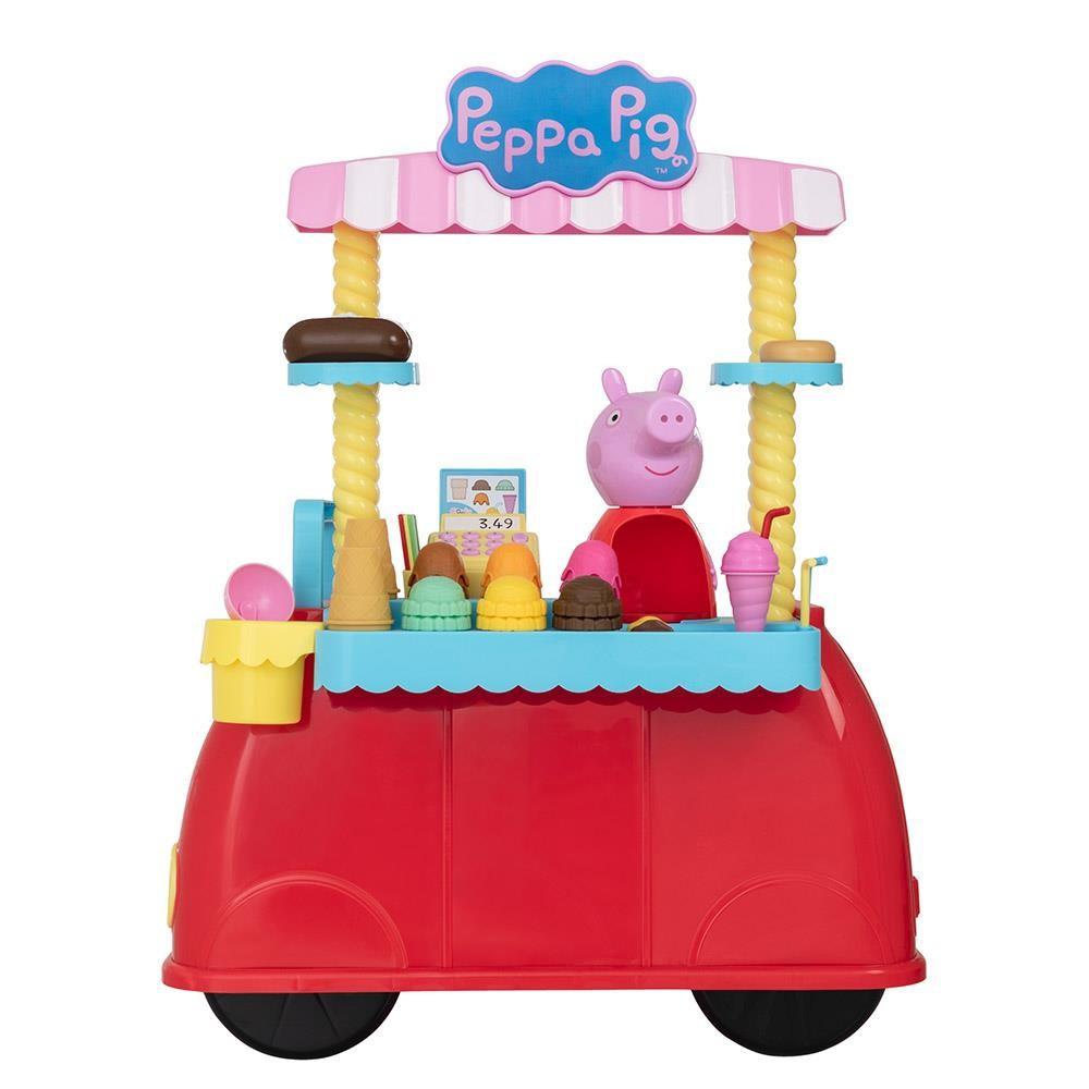 粉紅豬小妹 Peppa Pig 豪華冰淇淋餐車[免運費]