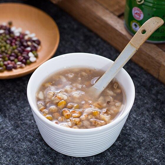 天天里仁有機紅薏仁綠豆湯 320g/罐