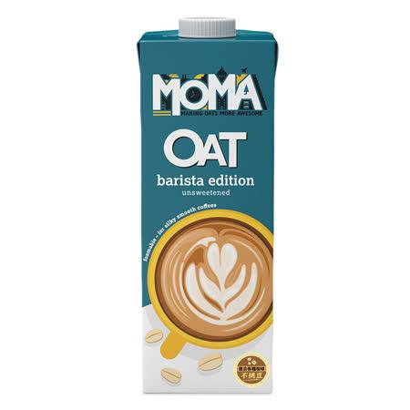【MOMA】全麥燕麥奶(咖啡師)x12瓶(1000ml/瓶)