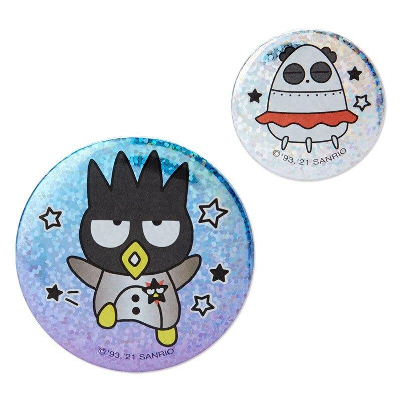 酷企鵝 太空系列 生日限定 圓鐵徽章組 G34 別針 掛飾 馬口鐵徽章 擺飾 周邊 真愛日本
