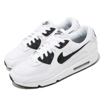 Nike 休閒鞋 Air Max 90 運動 男鞋 經典款 氣墊 舒適 簡約 球鞋 穿搭 白 黑 CT1028103