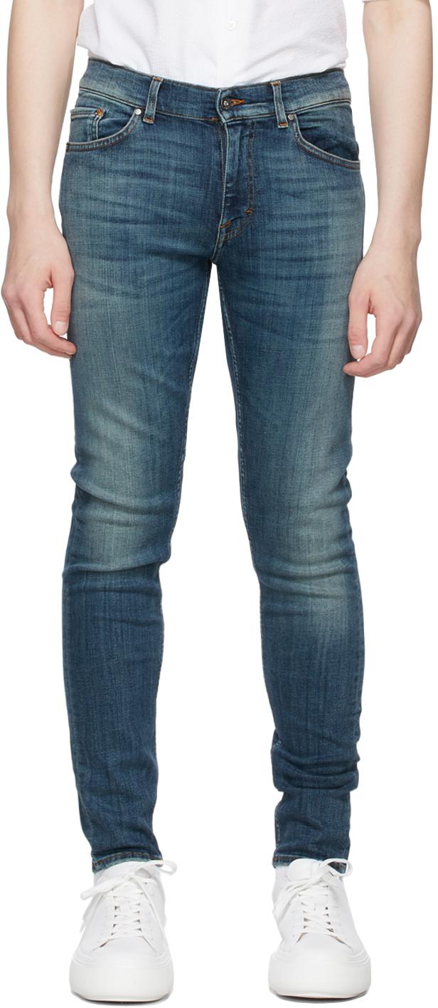 Tiger of Sweden Jeans 蓝色 Evolve 牛仔裤