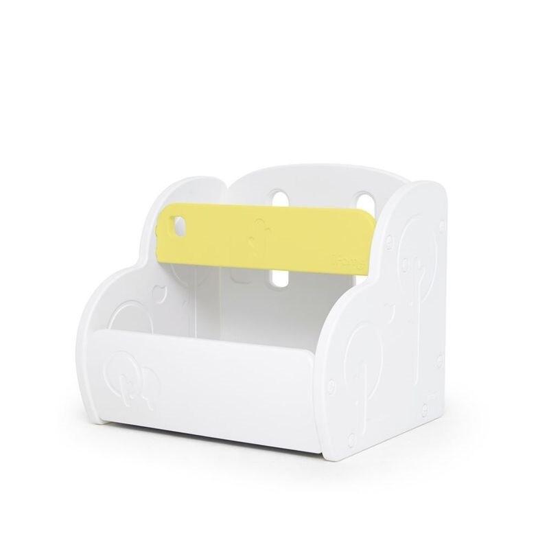 韓國 Ifam 多功能玩具收納櫃-黃色(IF-168Y)★愛兒麗婦幼用品★