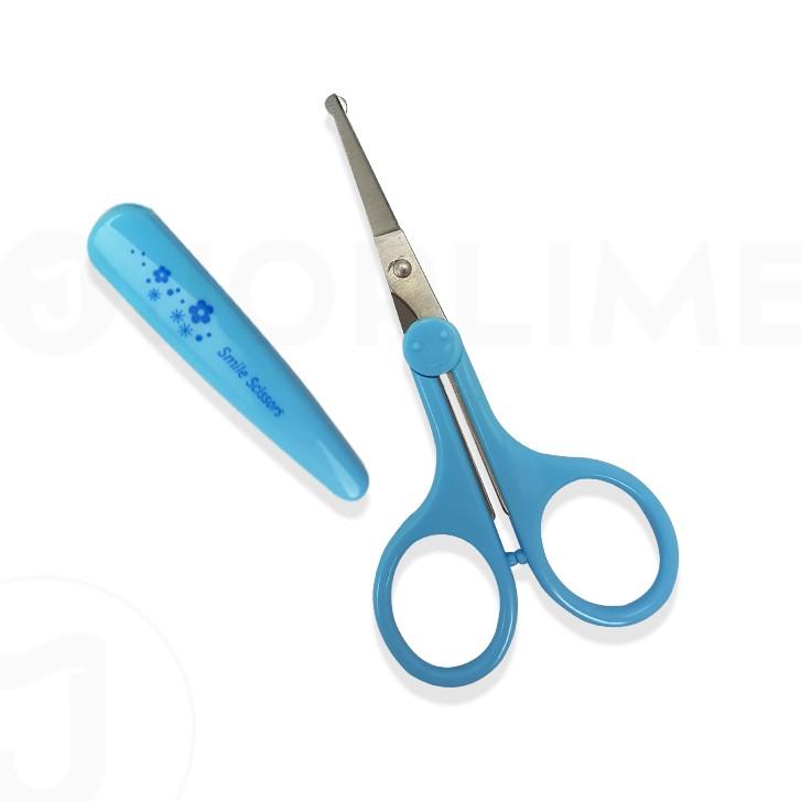 鼻毛剪 鼻毛修剪器 安全美容鼻毛剪 圓弧刀刃 修鼻毛剪 修毛剪 L121