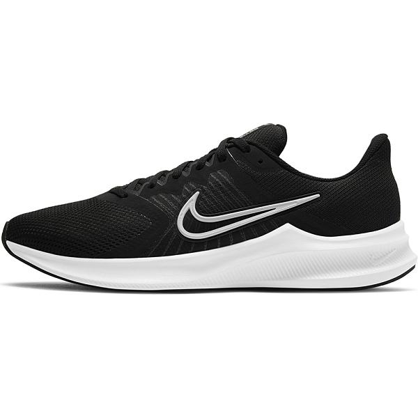 【現貨】NIKE Downshifter 11 男鞋 慢跑 輕巧 靈活 支撐 柔軟 黑【運動世界】CW3411-006