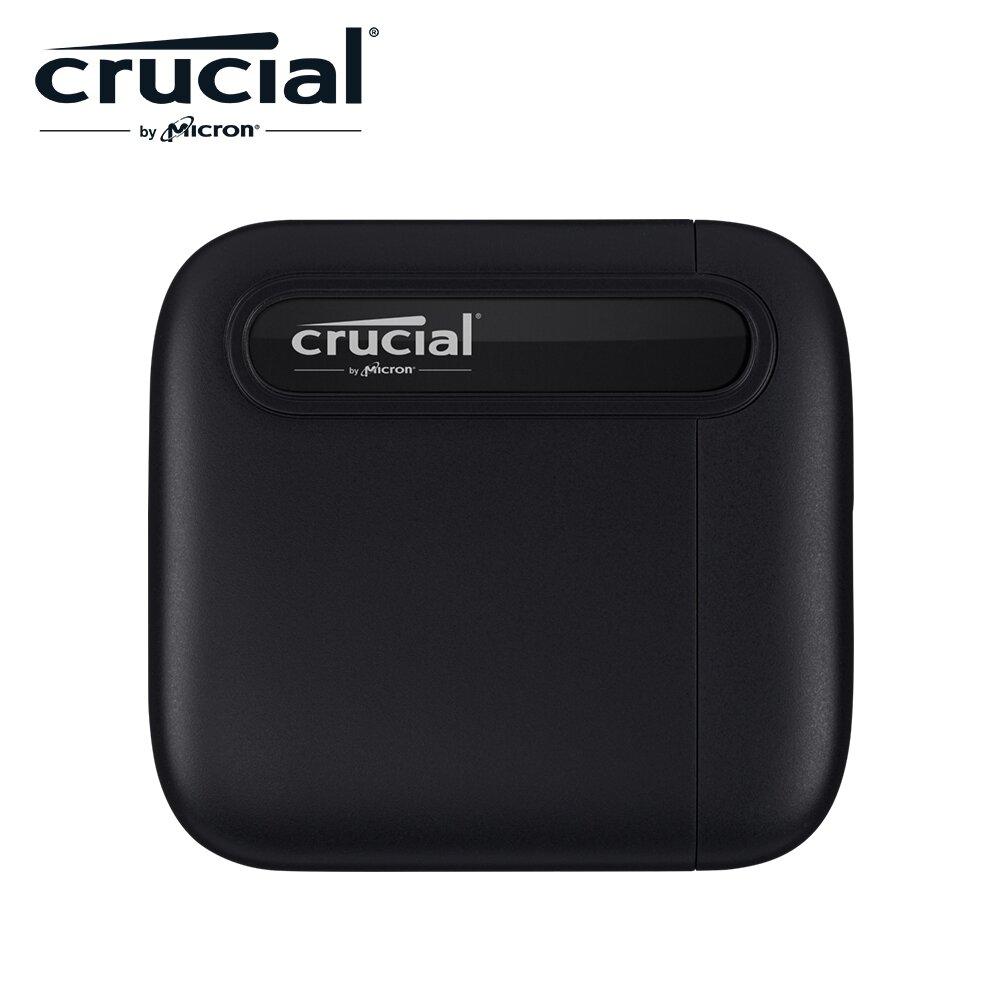 ◆快速到貨◆Micron Crucial X6 500GB 外接式 SSD