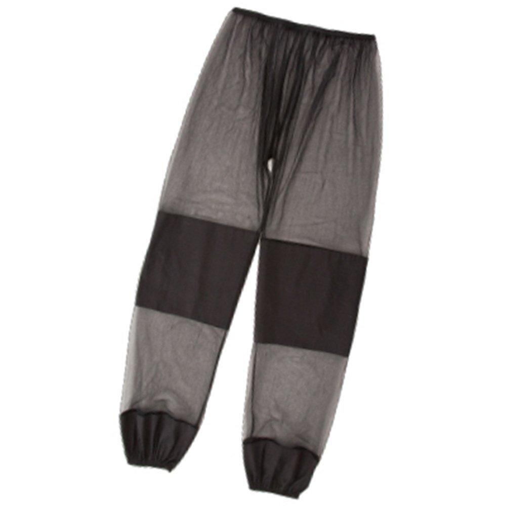 日本NEEDS細目防蚊網褲防蚊褲子682558防蚊蟲褲(女男兼用)防蚊子褲防虫褲防蟲褲