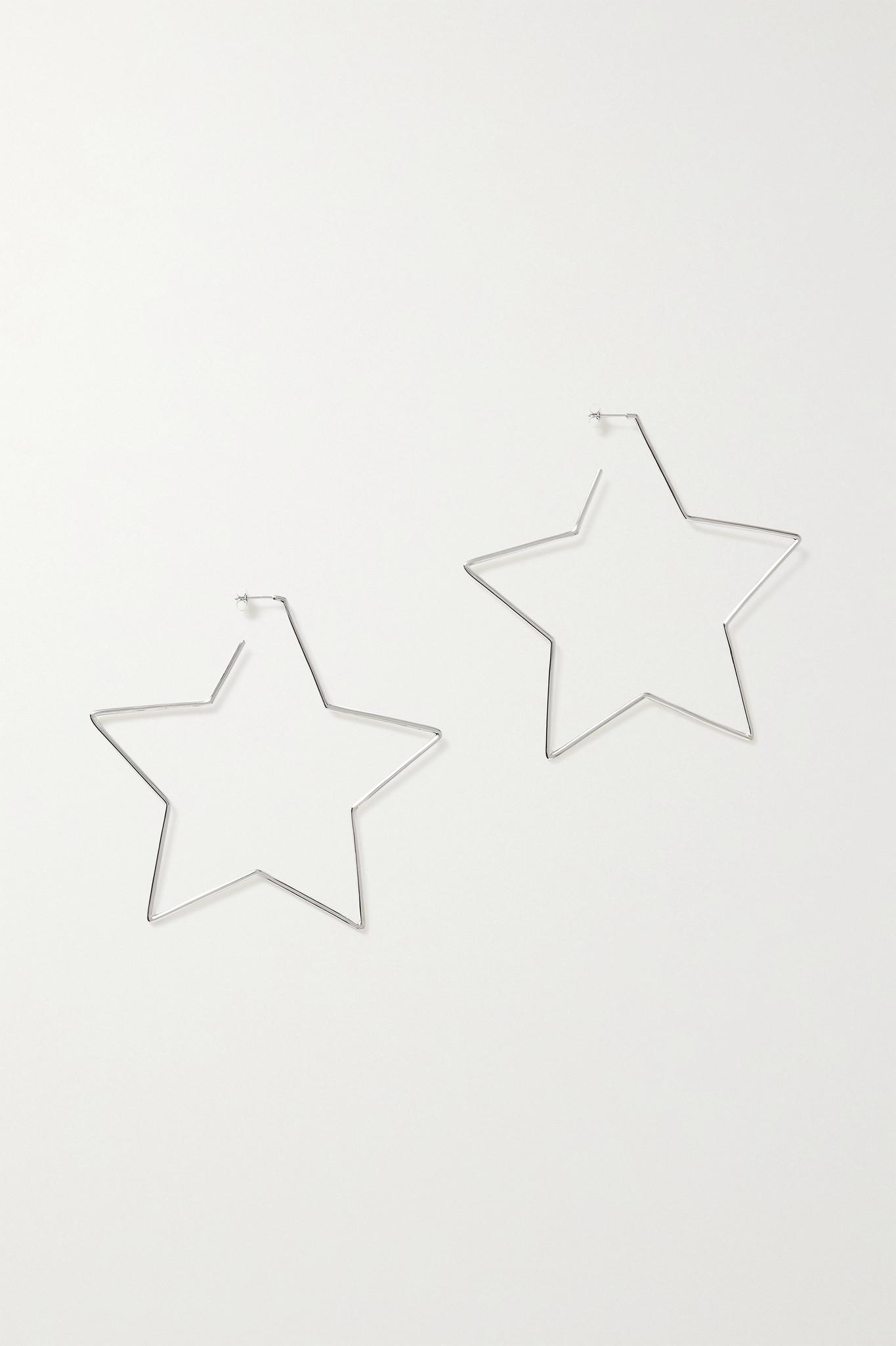 ISABEL MARANT - 银色耳环 - one size