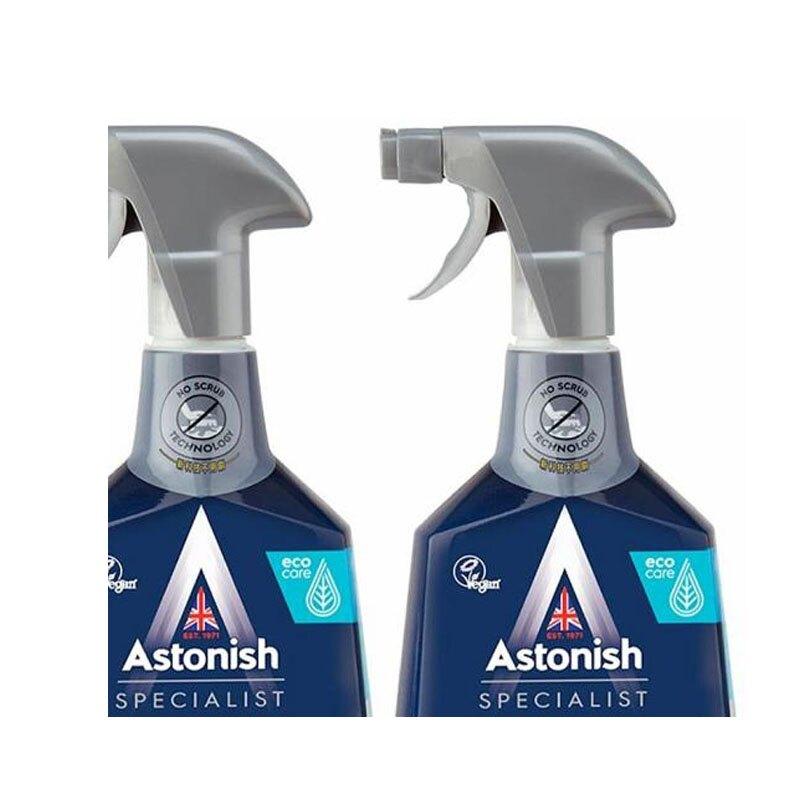 [COSCO代購] W129390 Astonish 英國潔 瞬效除黴去汙清潔劑 750毫升 X 3入