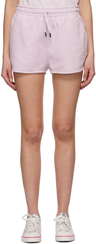 Isabel Marant 粉色 Mifikia 运动短裤
