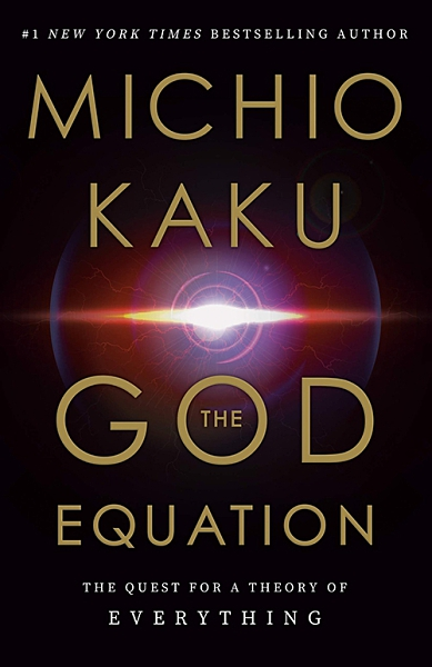 2021 美國暢銷書排行榜 The God Equation: The Quest for a Theory of Everything Hardcover – April 6, 2021