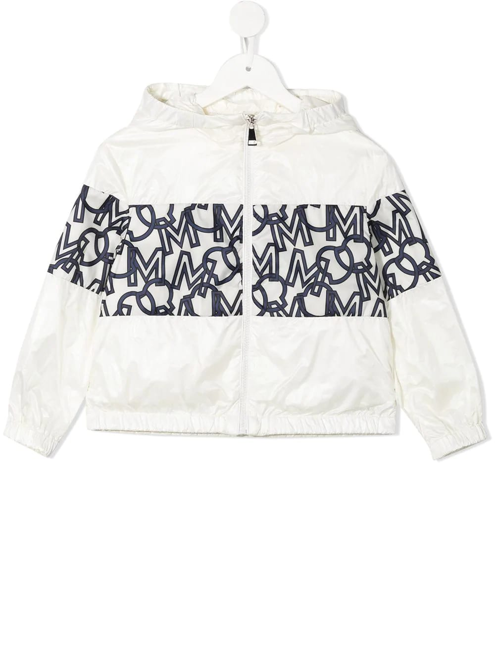 Kid White Vilna Jacket