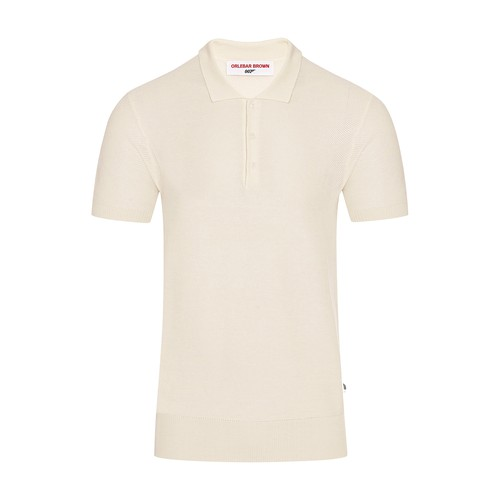 Dr No Knitted polo