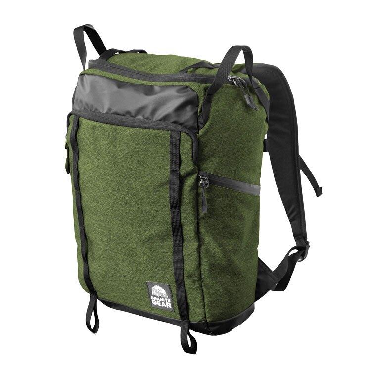 Granite Gear 1000067 Higgins 休閒後背包(26L) / 城市綠洲 ( 防潑水 筆電包 書包 )