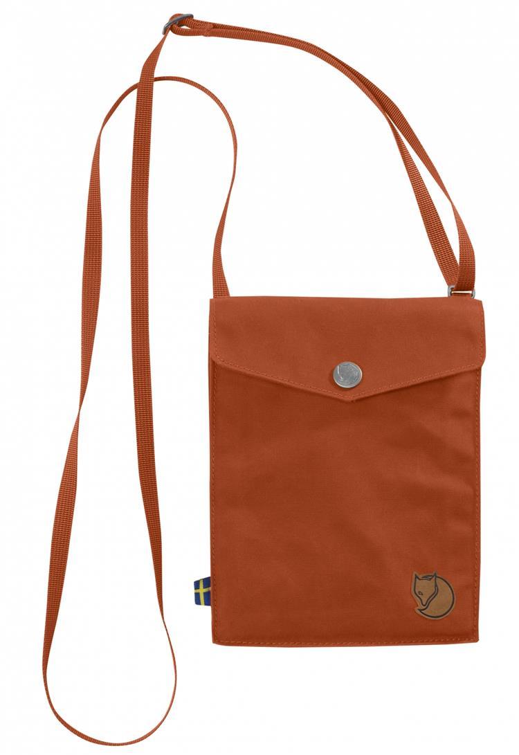 Fjallraven 瑞典北極狐 旅行隨身袋/護照包/口袋包 24221 Pocket 215 秋葉橘
