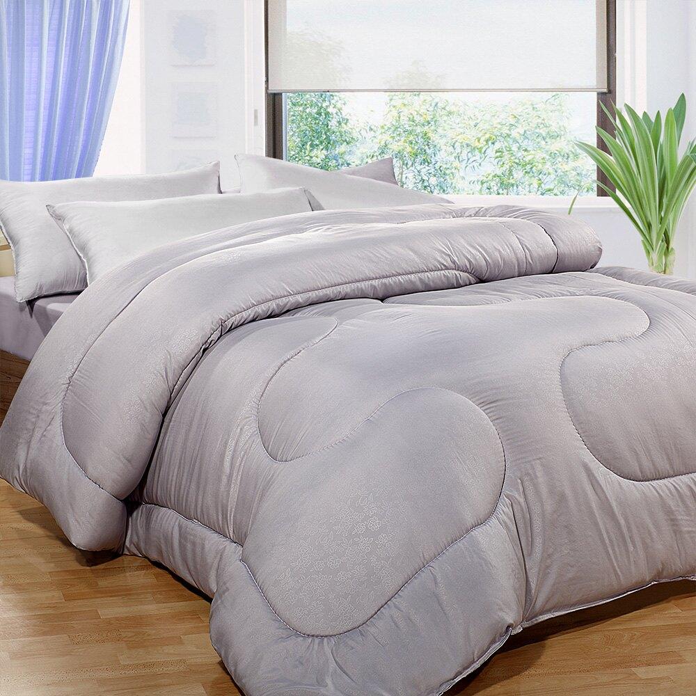 床之戀 台灣製竹炭纖6x7尺雙人加大暖暖被(180x210cm)(MG0058)「618購物節」