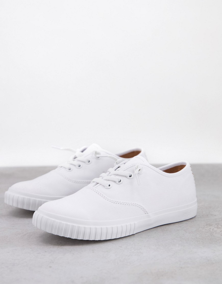 Timberland newport bay bumper toe slip on trainers in white