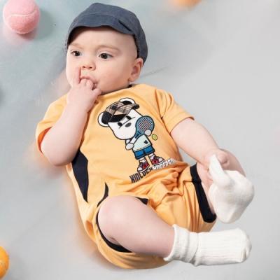 【金安德森】KA休閒網球BOY熊兔裝(共二色)