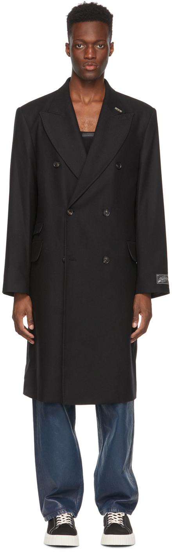 Eytys 黑色 Yoko 大衣