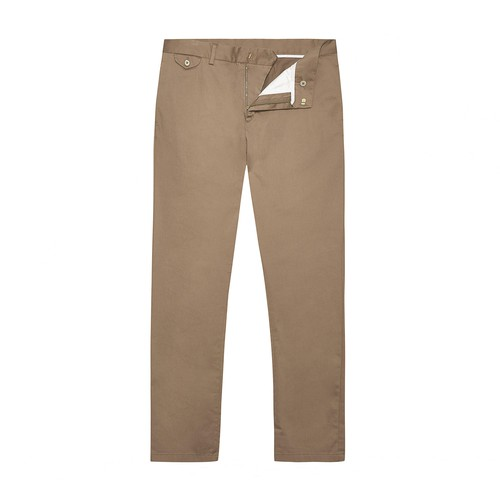Myers X Tailored Fit Compact Cotton Trousers