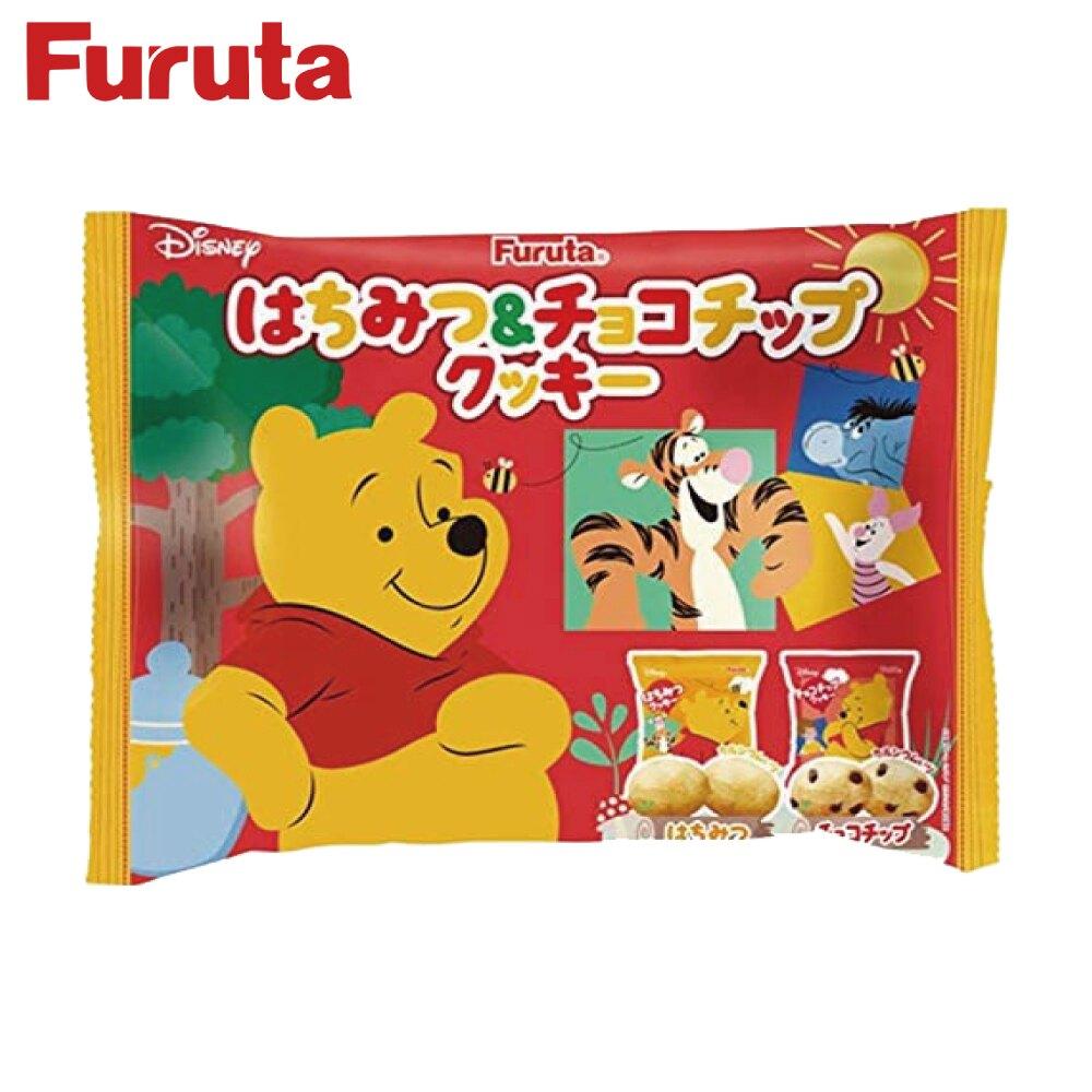 日本-Furuta蜂蜜巧克力豆雙味餅乾-120g包