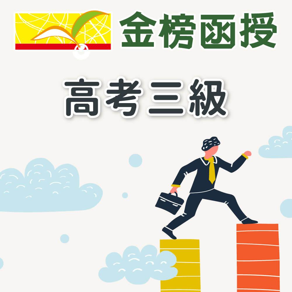 111金榜函授/國文/林嵩/單科/高考三級/地政