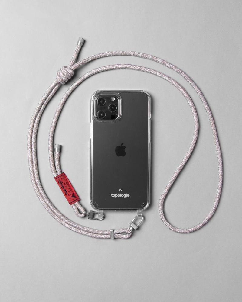 Verdon 繩索背帶手機殼 / 混米