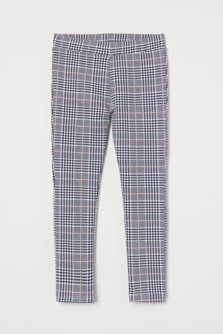 H & M - 緊身褲 - 白色
