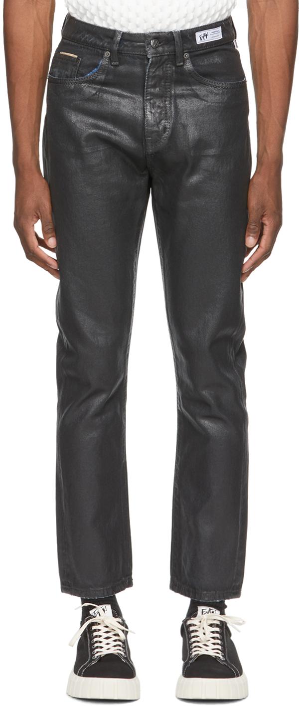 Eytys 黑色 Solstice 牛仔裤