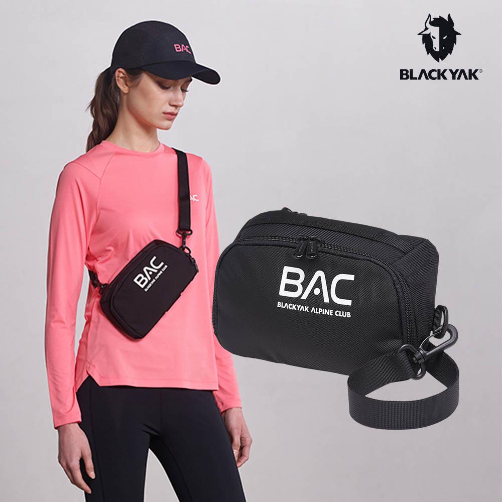 【BLACKYAK】BAC ATON多功能隨身包 [黑色] 腰包 單肩包 休閒包 運動包  BYAB1NBC0395-F