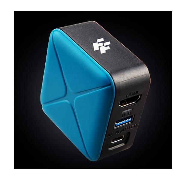 富雷迅 FlashFire Switch NS Shark Power 電源+TV轉換器  (預購4月下旬)