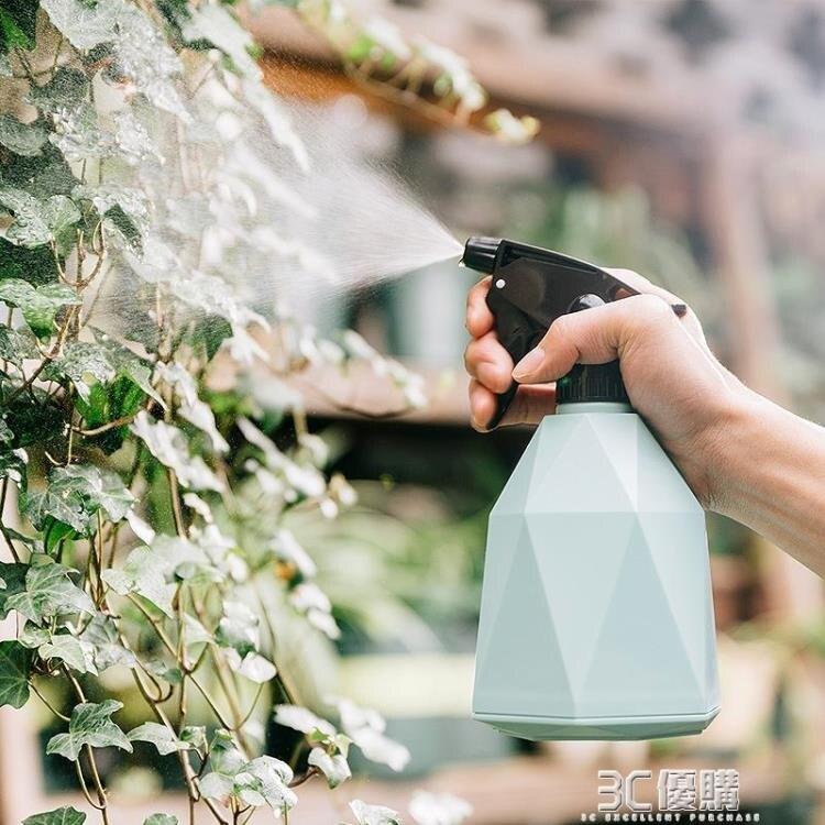 家用清潔霧化噴壺花卉澆水壺園藝工具小型灑水壺室內花草噴水器