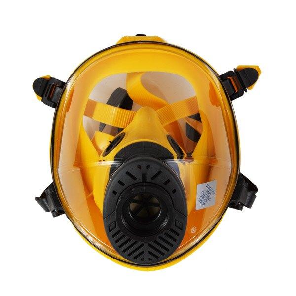 【愛挖寶】SPASCIANI TR-2002S 義大利進口全罩式矽膠防毒面具 廣角視界 矽膠舒適 不含濾罐