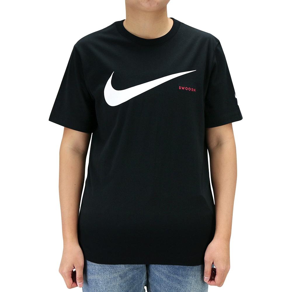 Nike Sportswear Swoosh 男短袖上衣 CK2253010 黑 INTERSPORT